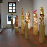 My Amazons are still in Kunstverein Landshut until 9 December 2016